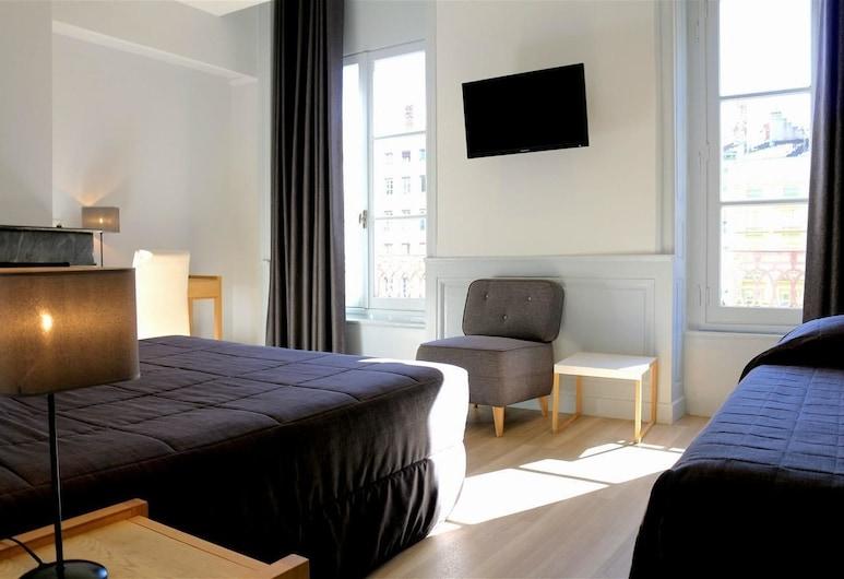 Hotel du Theatre, Lyon, Superior Single Room, Guest Room