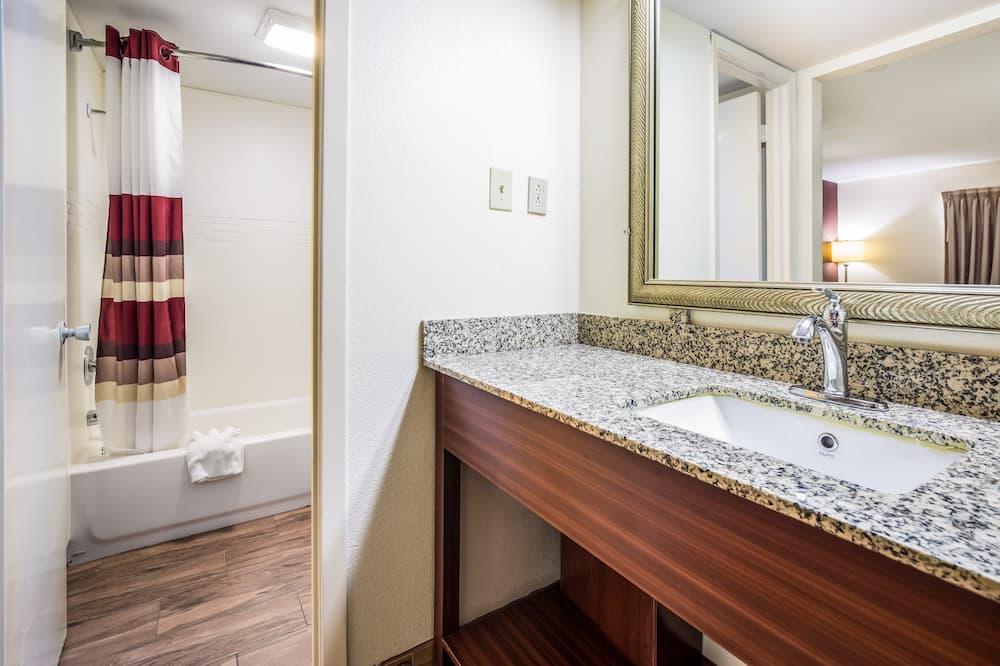 Quarto Superior, 1 cama king-size, Fumadores - Casa de banho