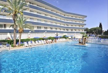 תמונה של Hotel GHT Aquarium & Spa בLloret de Mar