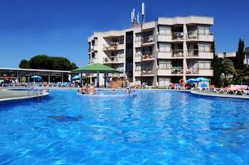 Lloret de Mar — zdjęcie hotelu Apartamentos ALEGRIA Bolero Park