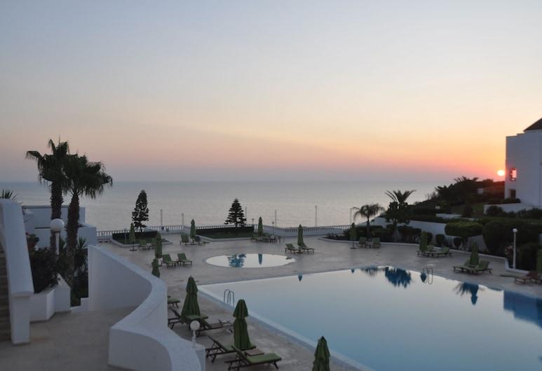 皇宮酒店, 瑪沙, 室外泳池