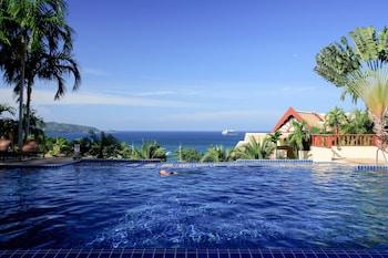 巴東布吉安達曼特拉度假村及別墅的圖片