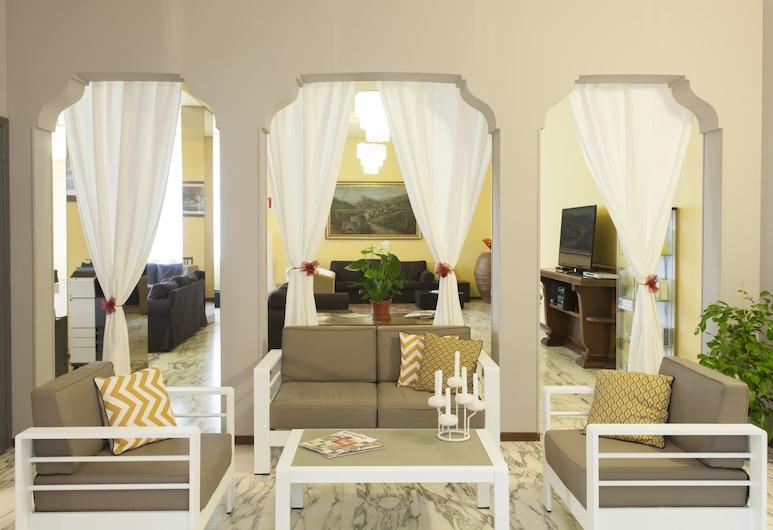 Hotel Roma, Salsomaggiore Terme, Eteisaula