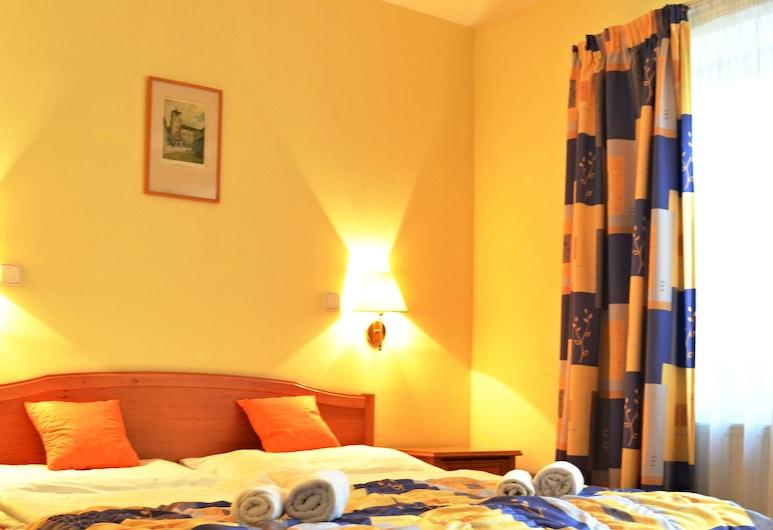 Hotel Claris & Residence Abacta, Praga