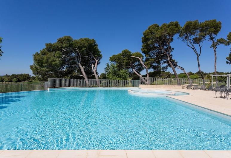 Madame Vacances Résidence Provence Country Club, Saumane-de-Vaucluse, Açık Yüzme Havuzu