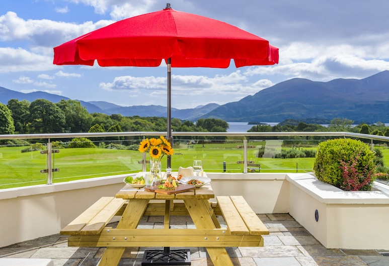 Castlerosse Park Resort, Killarney, Teras/Patio