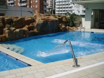 A(z) Hotel Terramar hotel fényképe itt: Calella