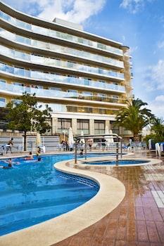 Calella — zdjęcie hotelu Esplai Hotel
