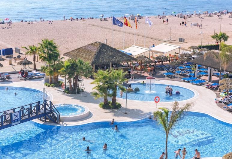 Hotel Tahiti Playa, Санта-Сусанна, Відкритий басейн