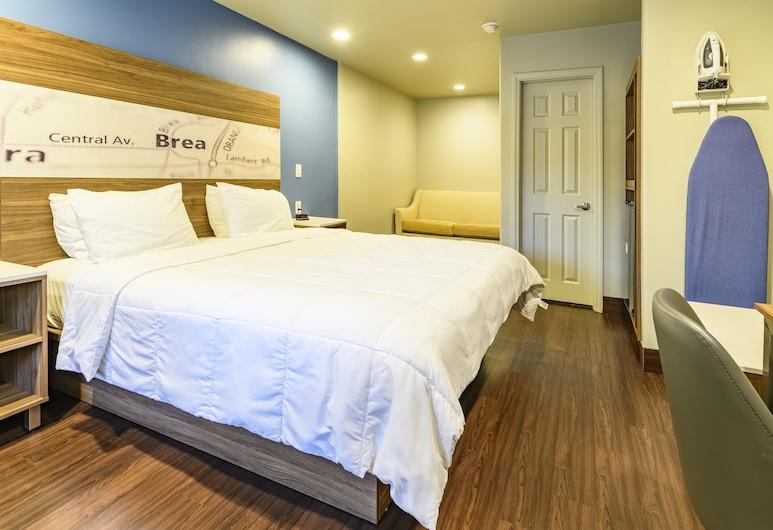 Hyland Inn Brea, Brea, Standard Room, 1 Katil Raja (King), Bilik Tamu