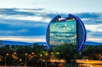 A(z) Radisson Blu Hotel, Frankfurt hotel fényképe itt: Frankfurt