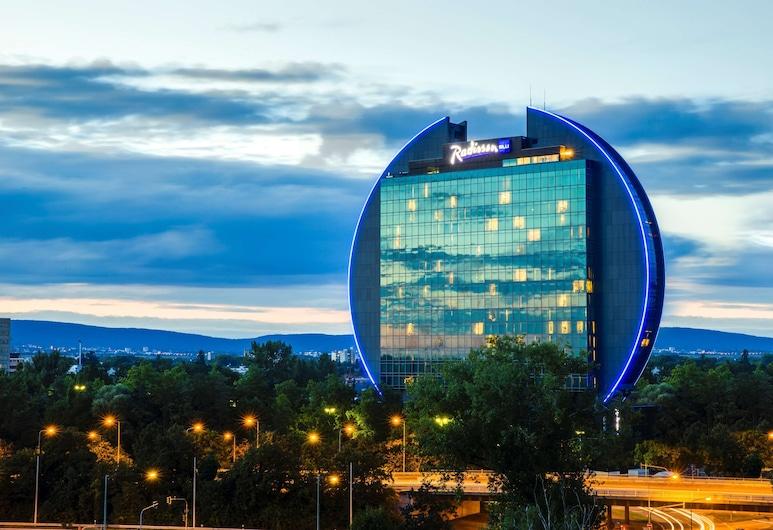 Radisson Blu Hotel, Frankfurt, Frankfurt am Main
