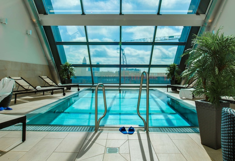 弗蘭克福特麗笙飯店, 法蘭克福, 室內游泳池