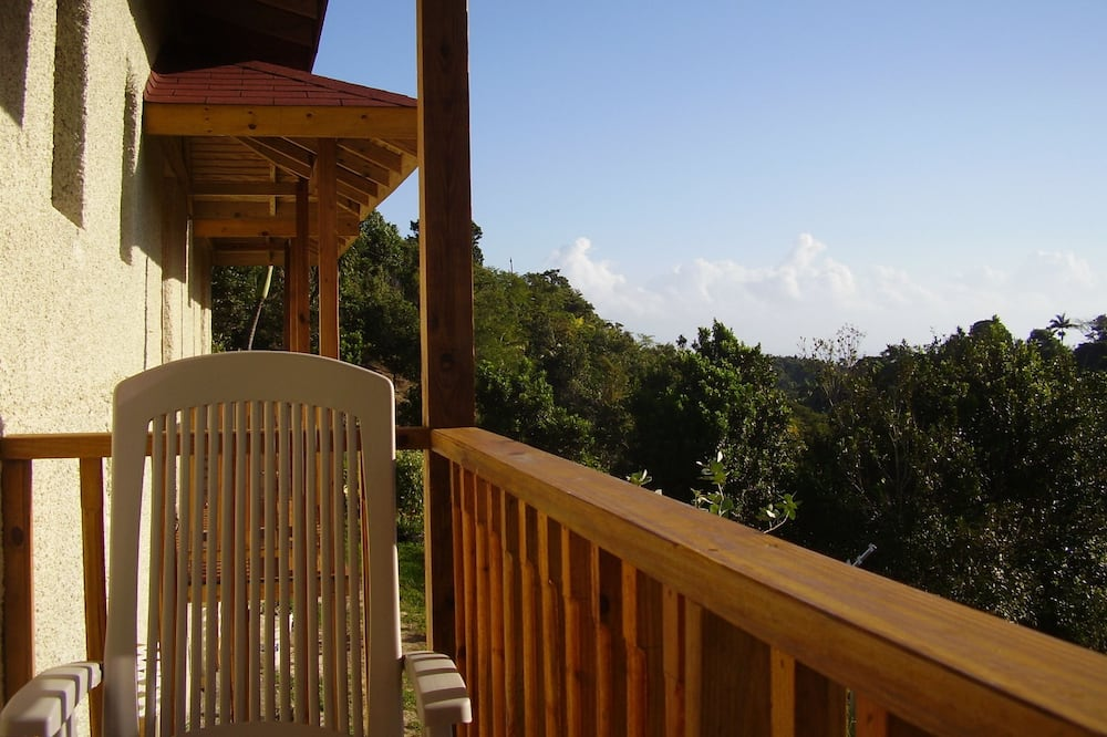 Comfort Room, 1 Double Bed, Valley View - Balcony View