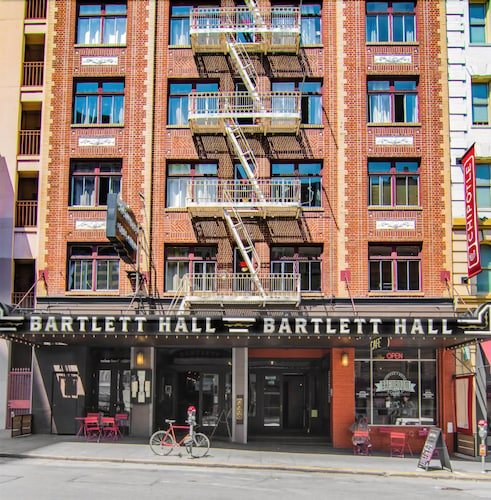 Bartlett Bunkhouse, San Francisco