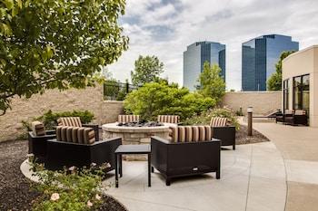 Nuotrauka: Courtyard by Marriott Chicago Schaumburg/Woodfield Mall, Šombergas