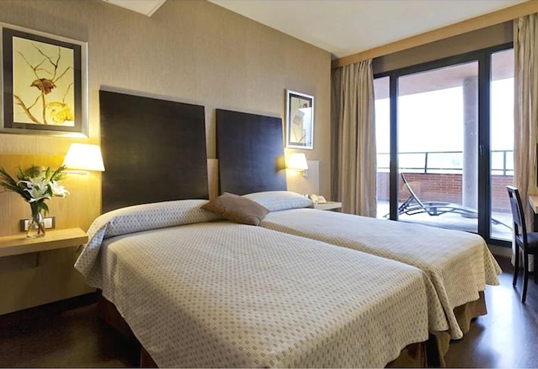 Hotel Bulevar, בורגוס, חדר זוגי ליחיד, חדר אורחים