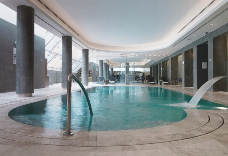 Swissotel Krasnye Holmy Moscow, Moscow, Indoor Pool