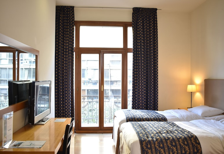 Le Palace Art Hotel, Θεσσαλονίκη, Standard Τρίκλινο Δωμάτιο, Δωμάτιο επισκεπτών