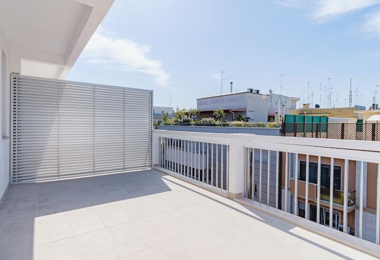 Boston Hotel, Bari, Suite – junior, terrasse, Terrasse/veranda