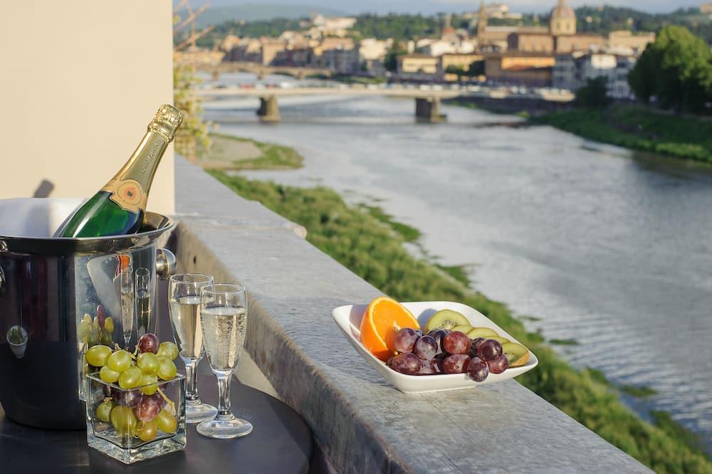 Suite, Terrace - Balkoni
