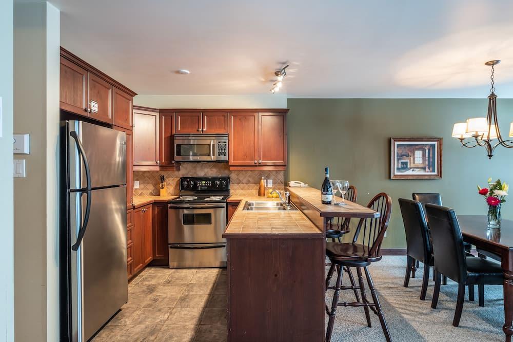 Condominio, 2 habitaciones - Servicio de comidas en la habitación