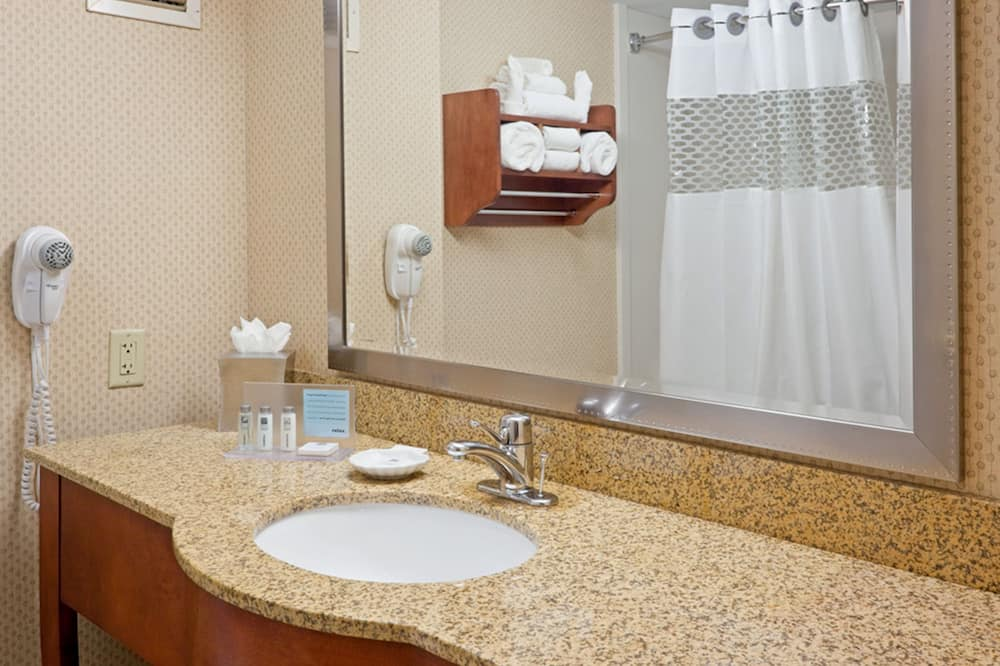 Kamar, 1 Tempat Tidur King - Kamar mandi