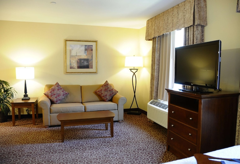 Hampton Inn & Suites Red Bluff, Red Bluff, Room, Guest Room