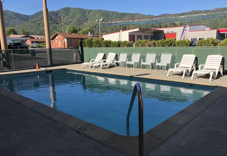 Sunset Inn, Grants Pass, Udendørs pool