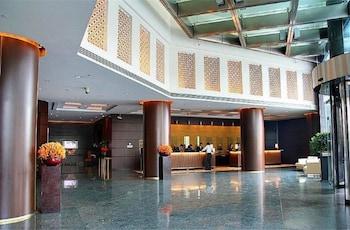 베이징의 파이낸셜스트리트 인터내셔널 호텔(구 인터컨티넨탈) 사진