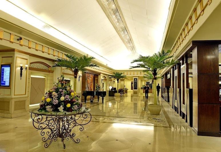 拉瓦爾品第五洲明珠大酒店, 洛瓦平第, 大堂