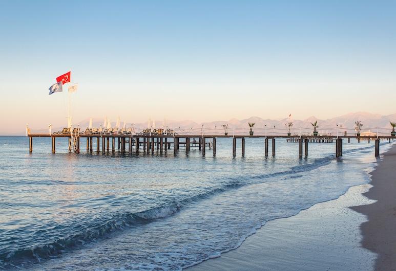 Sherwood Exclusive Lara, All Inclusive, Antalya, Beach