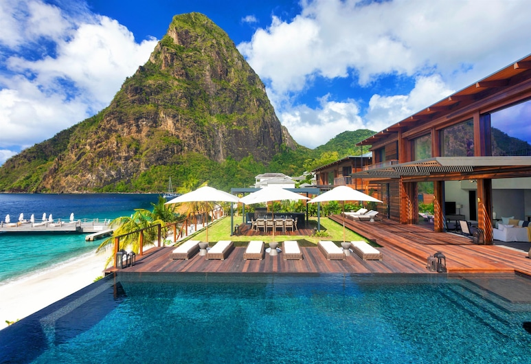 Sugar Beach, A Viceroy Resort, Soufriere, Room, 4 Bedrooms, Beachfront (Collection), Guest Room