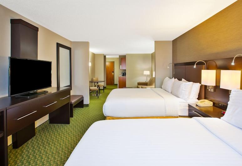 Holiday Inn Express & Suites Montpelier, Montpelier, Suite, 2Queen-Betten, Nichtraucher (Feature), Zimmer