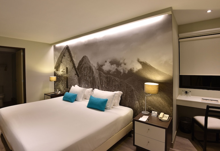 Mariel Hotel Boutique, Lima, Standard Double Room, 1 Queen Bed, Guest Room