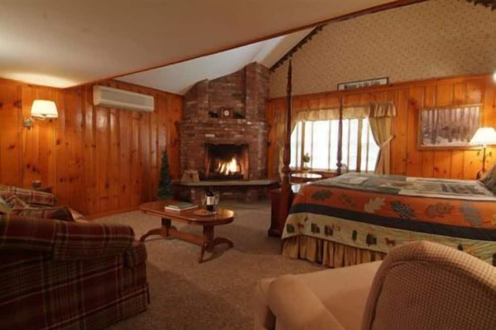 Cottage, 2 camere da letto - Area soggiorno