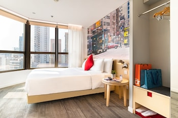 Picture of Travelodge Central,Hollywood Road in Hong Kong