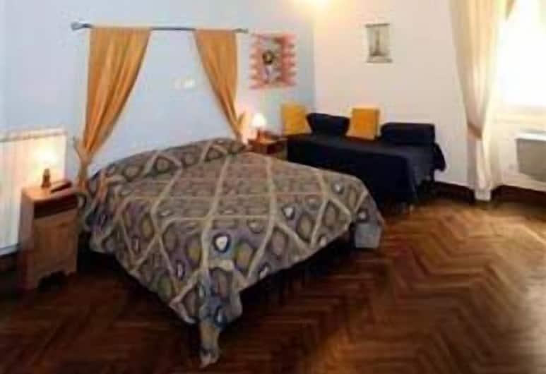Balbi Hotel, Genova, Yhden hengen huone, Vierashuone
