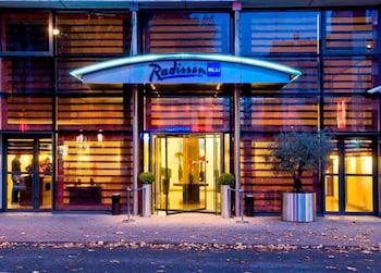 Foto van Radisson Blu Hotel, Paris Boulogne in Boulogne-Billancourt