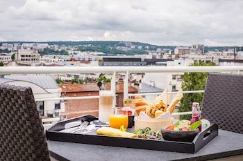 布洛涅比永固赫巴黎布羅尼雷迪森布魯飯店的相片