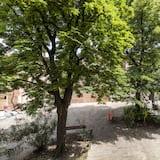 Pogled na dvorište
