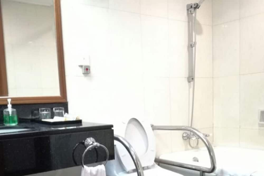 Suite estándar - Baño