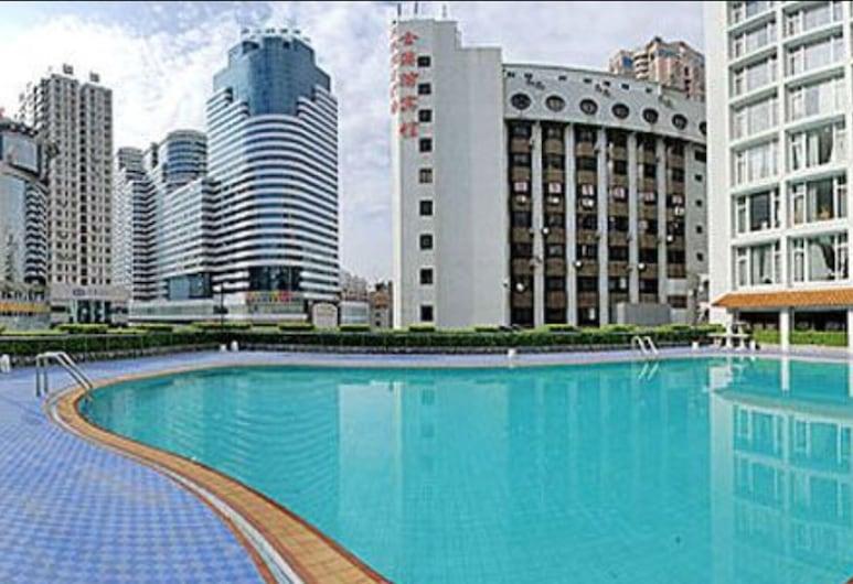 Golden Lustre Hotel, Shenzhen, Pool