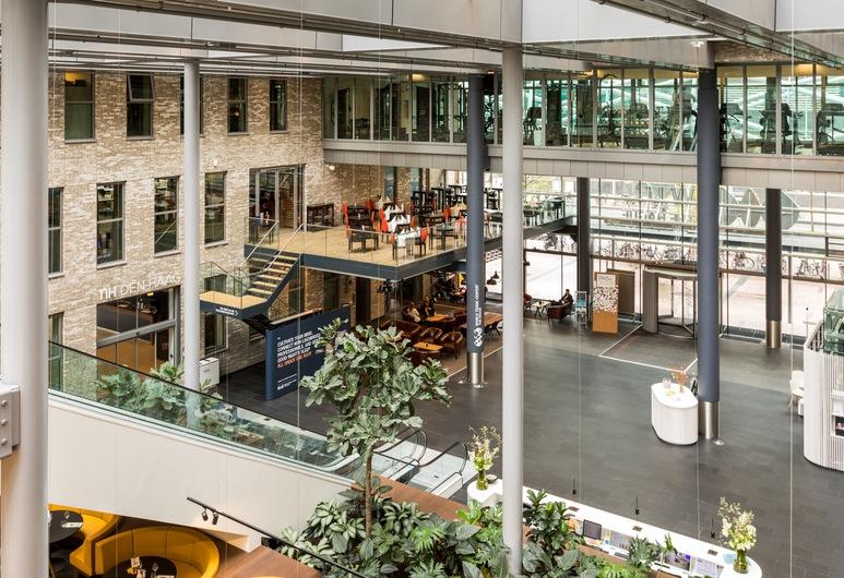 NH Den Haag, Haia, Entrada Interior