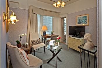 Фото Cornell Hotel de France у місті Сан-Франциско