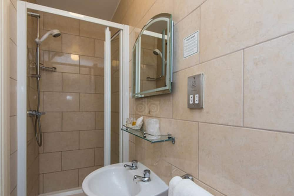 Phòng đơn cơ bản, 1 giường đơn - Phòng tắm