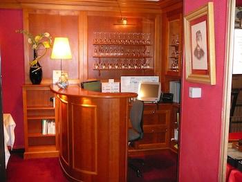 ภาพ Hotel Faidherbe ใน Boulogne-sur-Mer