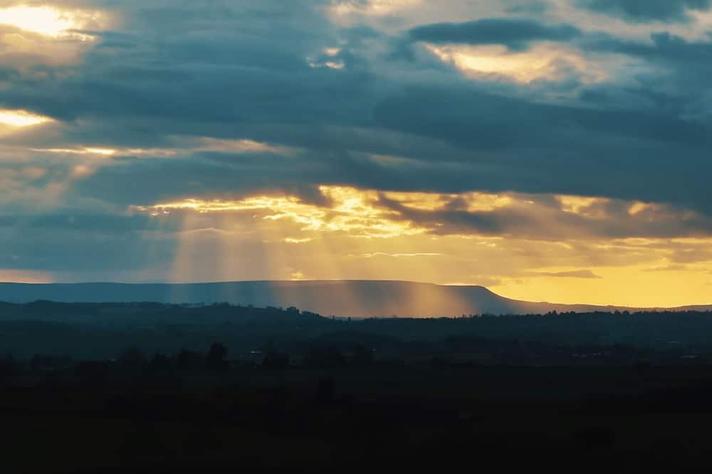 Výhľad na hory
