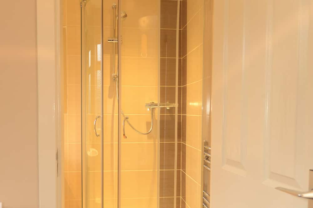 Двухместный номер с 1 двуспальной кроватью (Small) - Ванная комната