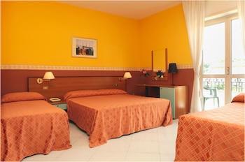 Selline näeb välja Hotel Iside, Pompei